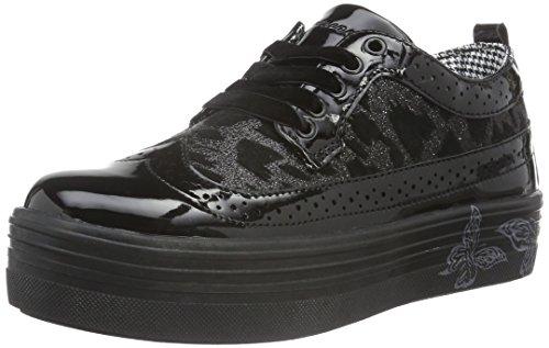 fiorucci-fdac013-baskets-basses-femme-noir-noir-39-eu