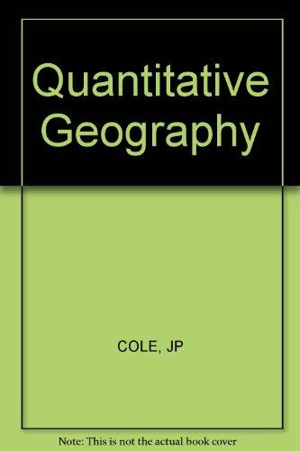 quantitative-geography