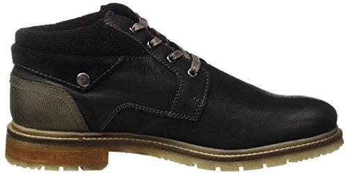 bugatti Herren K29531g3 Kurzschaft Stiefel Schwarz (schwarz 100)