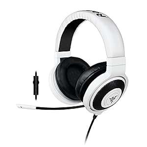 Razer Kraken Pro 2015 - Cuffie da Gioco Analogiche Over-Ear - Gaming Headset per PC e PS4, Bianco
