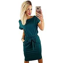 e000a0396852 Suchergebnis auf Amazon.de für: Sommerkleid schick - Grün