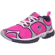 K Swiss Blade Max Endure de las mujeres Running Entrenadores / Zapatos - Plata-Silver-40 vhbQblO9
