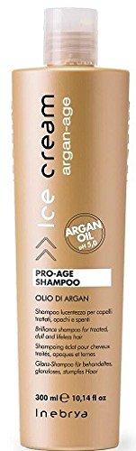 Shampoing Ice Cream, Argan Age, 300 ml, Inebrya