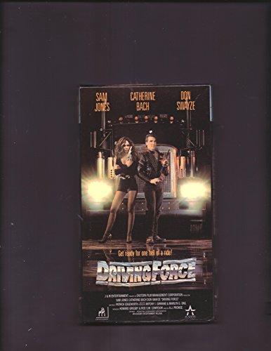 Bild von Driving Force [VHS]