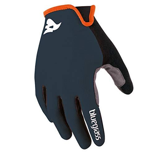 bluegrass Magnete Lite Handschuhe Blue Handschuhgröße L 2018 Fahrradhandschuhe
