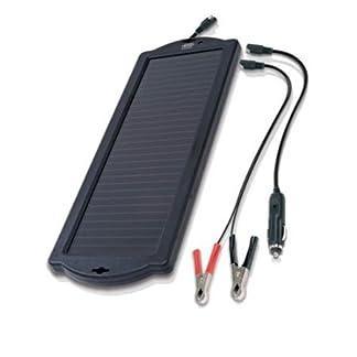Solar L58BF – Cargador solar de batería para coche, caravana, barco (12 V)