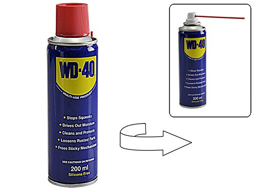 Wd-40 Schmiermittel Aerosol (WD 40 Multifunktionsöl in Sprühdose 200 ml)