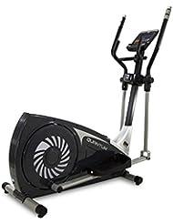 BH Fitness i.Quantum 10005982 Bicicleta Eliptica para uso intensivo - Magnética - 20 Kg - 46 cm - i.concept integrado