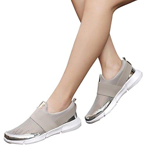 Sunnywill Piattaforma Pendio Fibbia Parola Scarpe Romane Donna Mode Flat Fringe Open Toe Shoes Ladies Slippers Caviglia Estivo