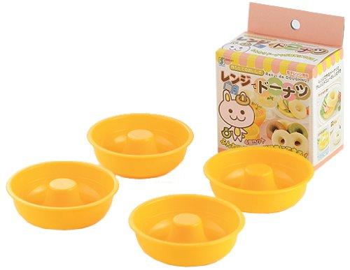 Range De Donut Microwave Donut Maker ERD-01 Japan Import