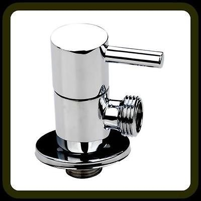 Preisvergleich Produktbild Generic yanhonguk 150730-233 1yh2203yh Messing ve Dusche Wasserhahn-Ventil,  Messing,  chrom,  Bi-Eckventil af Bidet Spray,  Shattaf Spray / Messing