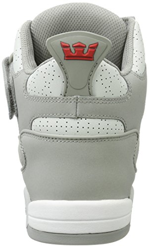 Supra Bleeker Sneaker Basse Uomo Grigio
