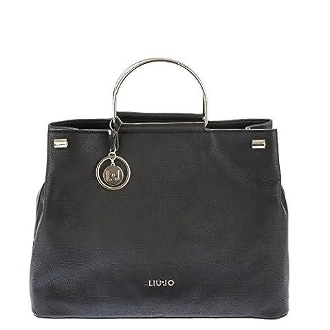 Liu Jo Maincy Handbag black (Rev Clutch)