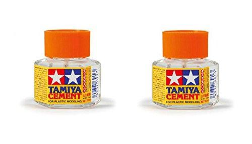 tamiya-87012-pack-2-botes-de-pegamento-para-maquetas-con-pincel-aplicador