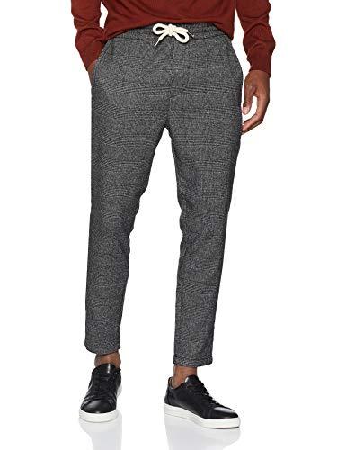 ONLY & SONS Herren Onslinus Pant Gw 0886 Noos Hose, Grau (Medium Grey Melange Medium Grey Melange), W36(Herstellergröße: L) -
