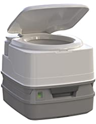 THETFORD PORTA POTTI 260P MARINE TOILET W/ HOLD DOWN