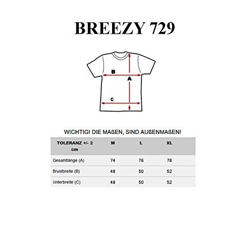 BOLF Herren Tanktop T-Shirt Tee Ärmellos Motiv Sport Army Kurzarm Mix 3C3 Camo Ecru_729