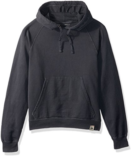 Hanes Herren 1901 Raglan Pullover Hoodie - grau - X-Groß Comfortblend Fleece Pullover Hoodie
