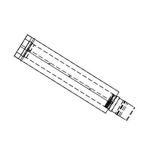Rheem RTG20151E-1 Adjustable Vent Length by Rheem -