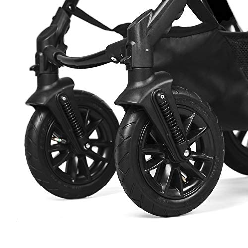 Kinderkraft Moov Poussette Multifonctionnelle 3en1 Noir image14
