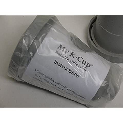 Genuine Keurig My K-cup Reusable Coffee Filter by Reusable Coffee Filters