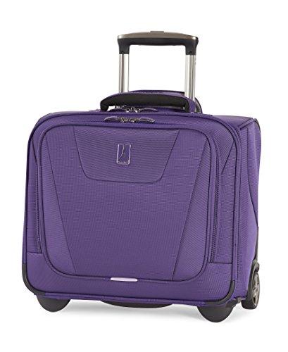 travelpro-maxlite-4-rolling-tote-purple