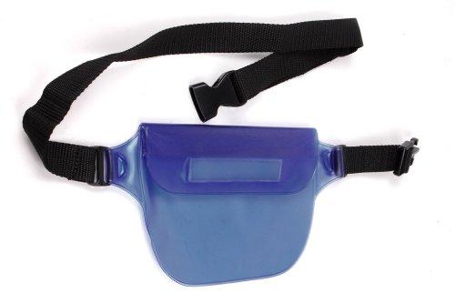 Gürteltasche, blau und wasserdicht für Nintendo DS, DSi, 3DS und Sony PSP Go mobile Spiele Konsole - Bild 5