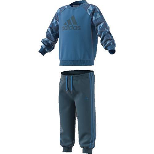 c8257bae1b36a adidas Printed Terry Survêtements Mixte Enfant
