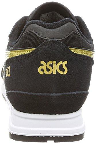 Asics Gel-Movimentum, Sneaker Donna Nero (Black/rich Gold)