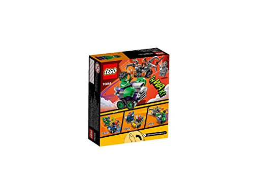 Image of LEGO Super Heroes 76066: Mighty Micros: Hulk vs. Ultron