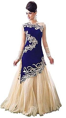 Fashion Eid Special Ethnic Indian/pakistani Designer Anarkali Dress Salwar Kameez