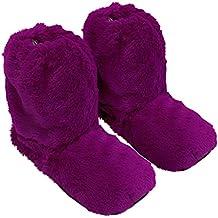 Körner-Sox - Zapatillas térmicas, calentables en microondas en ...