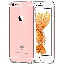 JETech Funda iPhone 6s 6 Carcasa Case Shock- Absorción Bumper - HD Clara