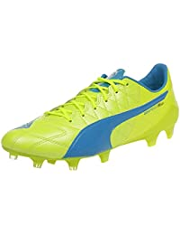 Puma evoSPEED SL LTH FG soccer shoes Football Men 103260 04 leather , pointure:eur 46.5