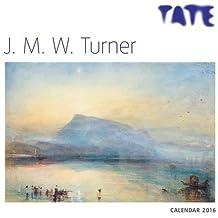 Tate J. M. W. Turner wall calendar 2016 (Art calendar)