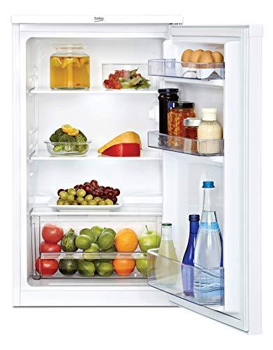 Beko TS 190020 Installazione senza frigorifero sotto il piano di lavoro altezza 818 A e bianco (mini frigorifero 88L vassoi vetro può essere