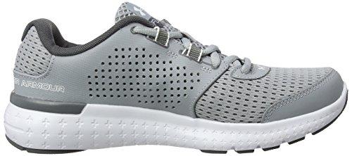 Under Armour Ua W Micro G Fuel Rn, Chaussures de Running Compétition Femme Bleu (Overcast Gray 942)