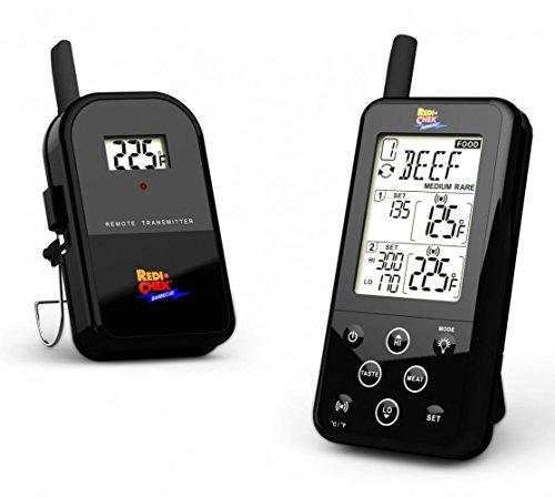 Galleria fotografica Termometro Barbecue wireless MAVERICK NERO redi chek DIGITALE ET-733 senza fili