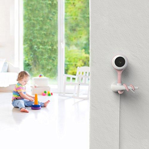 Lollipop-Caméra Intelligente pour Bébé (barbe à papa) - Lollipop Baby Monitor