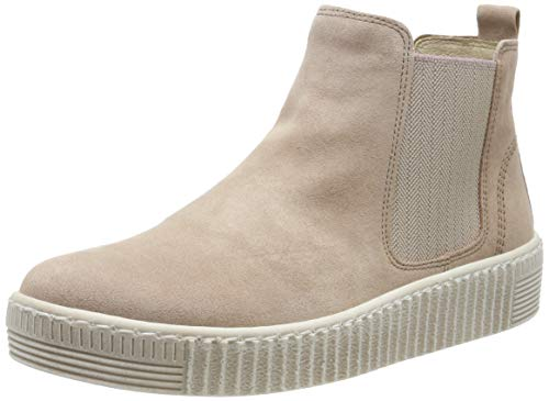 Gabor Shoes Damen Jollys Sneaker, Mehrfarbig (Rouge 14), 42 EU