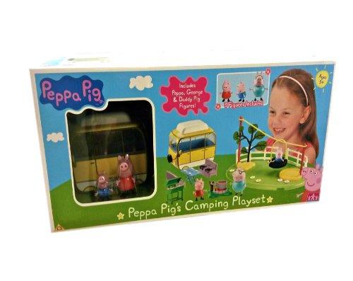Peppa Pig - Acampada Feliz