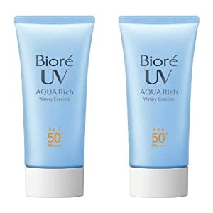 Biore Sarasara UV Aqua Rich Watery Essence Sunscreen SPF50