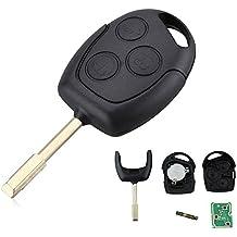 Repuesto de mando a distancia para llave de coche, sin llave AUP_41W