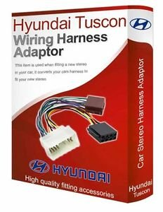 hyundai-tucson-cd-radio-stereo-cable-adaptateur-iso-cable-convertisseur-loom