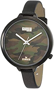 Gully by Timex Prints Analog Brown Dial Women's Watch-TW013