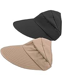Amazon.es  gafas de sol mujer - Viseras   Sombreros y gorras  Ropa 1b32abb0089