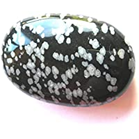 Linsenstein Schneeflocken-Obsidian 30x45 mm preisvergleich bei billige-tabletten.eu