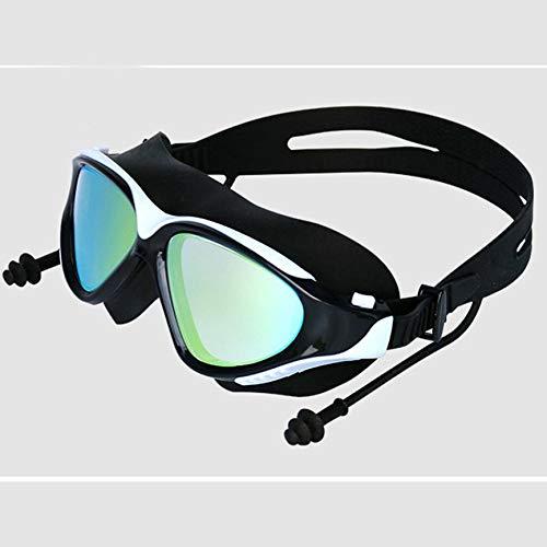 Peanutaod BH007 Erwachsene Männer Frauen Anti-Fog wasserdichte UV-Schutz Outdoor Indoor Swimming komfortable Brille Glas