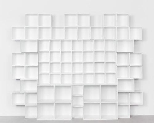 Design Regal - Individuell erweiterbare Bibliothek