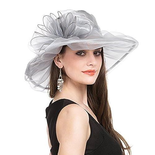 Amazon Uk: Wedding Hats And Fascinators: Amazon.co.uk